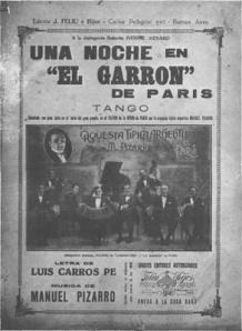"""Una noche en """"El Garrón"""""""